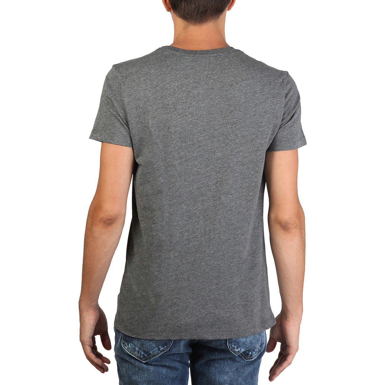 Lee - Print tshirt Slim fit - Grey - Ninostyle