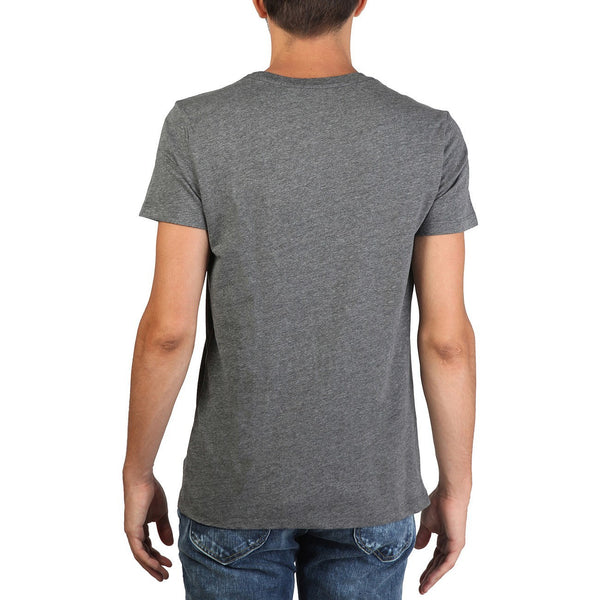 T Shirts - Lee - Print Tshirt Slim Fit - Grey