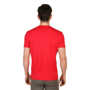 U.S. Polo -  Short Sleve tshirt 2 - Red - Ninostyle