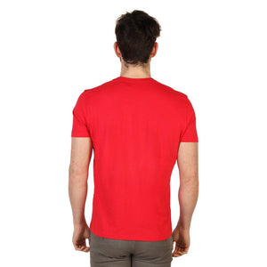 U.S. Polo -  Short Sleve tshirt - RED - Ninostyle
