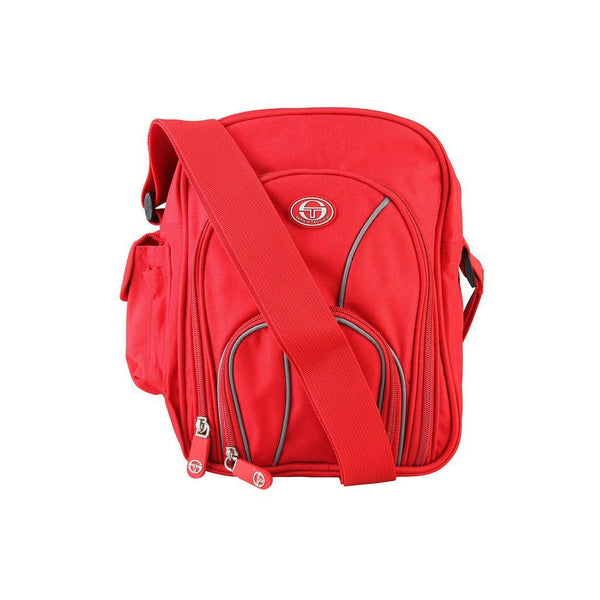 Tacchini Cross Body Bag (Medium Size ) - Red