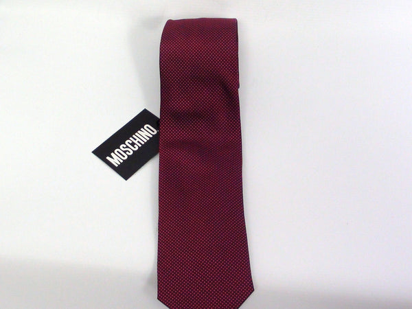 Ties - Silk Tie - MOSCHINO - Red