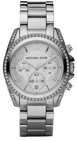 Wrist Watch - Ladies - Michael Kors  MK5165 Ladies Chronograph Watch