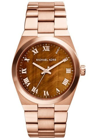 Wrist Watch - Ladies - Michael Kors MK5895 Ladies Gold Bracelet Watch