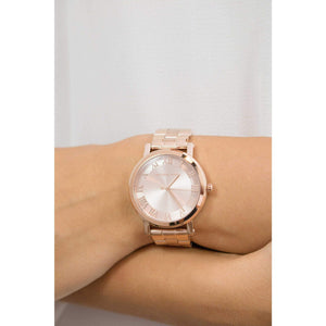 MK - Norie Ladies Rose Gold Watch - Ninostyle