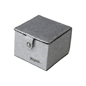 Segue - GADGET Box watch - Silver -  with alarm - Ninostyle