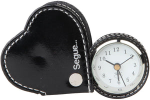 Segue - GADGET heart-shape watch - with alarm - Ninostyle