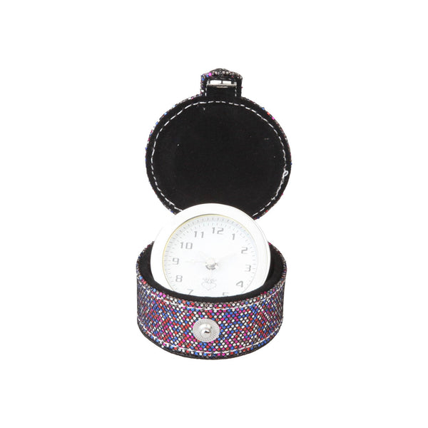 Wrist Watch - Ladies - Segue - GADGET Round Watch - Multicolour -  With Alarm