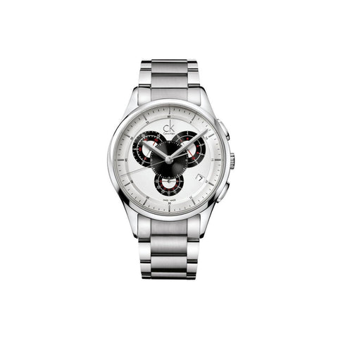 Wrist Watch - Men - CK Men's Chronograph -  Stainless Steel