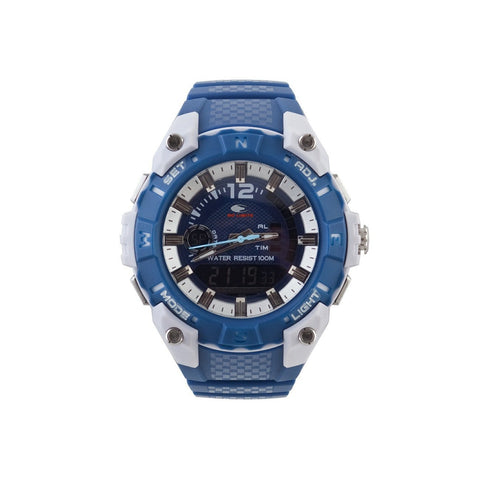 Wrist Watch - Unisex - No Limit AIKAU Analogue/Digital  Watch - Blue