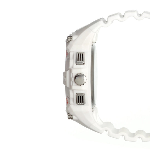 Wrist Watch - Unisex - No Limit AIKAU Analogue/Digital  Watch - White