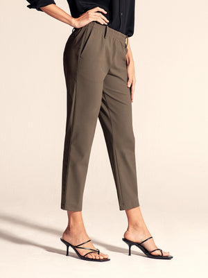 "BELLA Lounge / 26"" Inseam / Army Green"