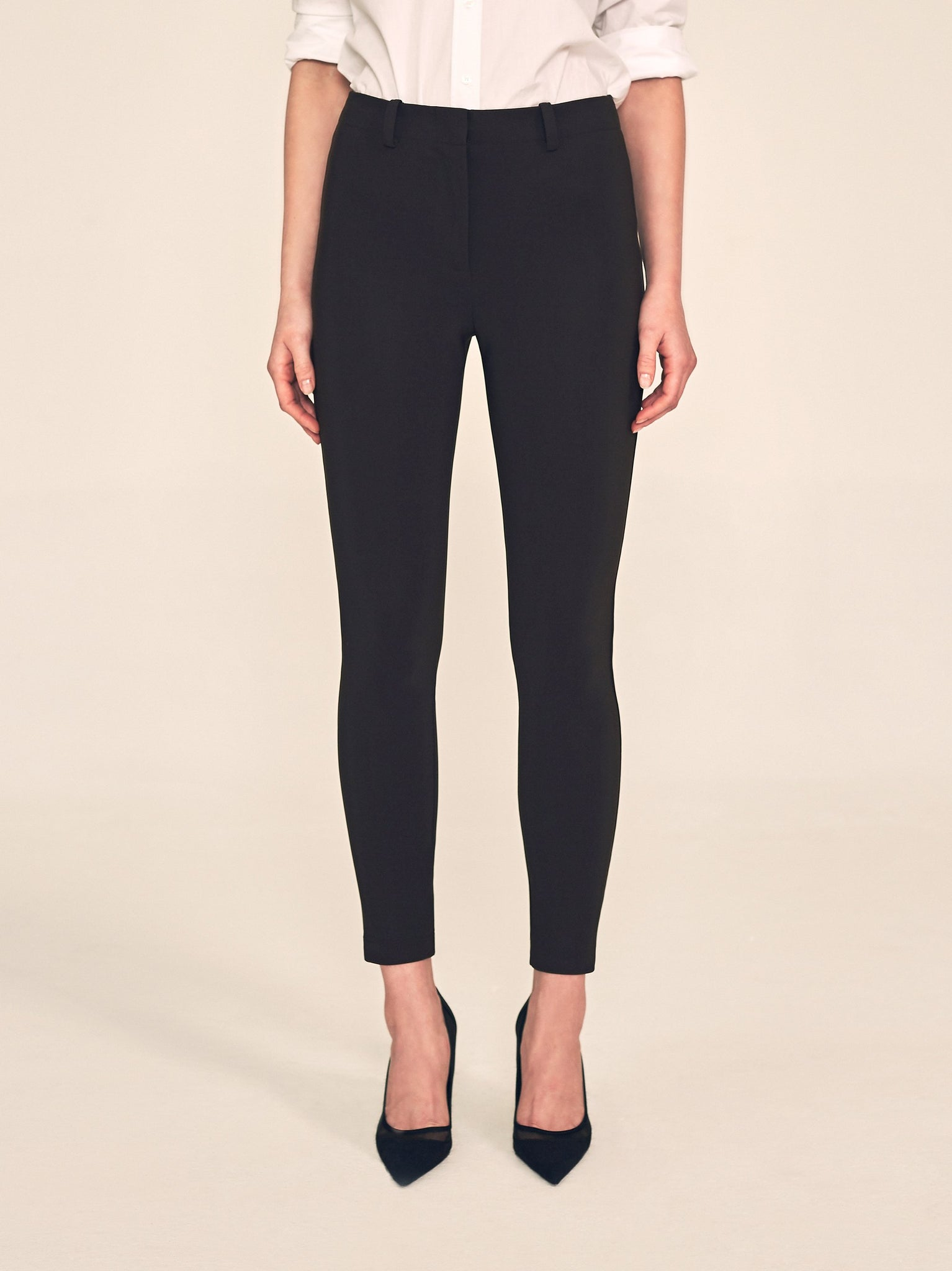 "BIANCA Skinny / 29"" Inseam / Black / Secondary"