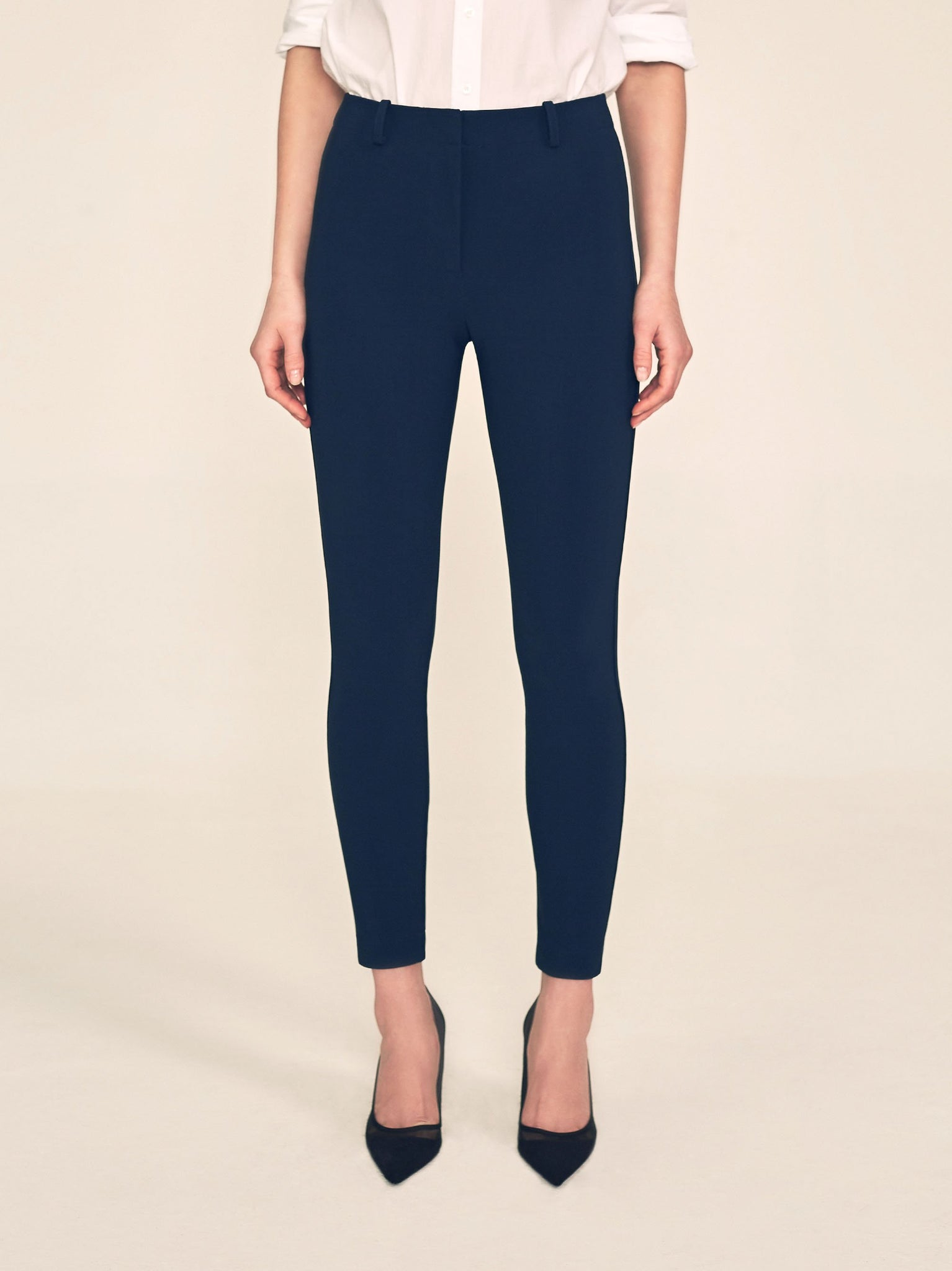 "BIANCA Skinny / 29"" Inseam / Navy / Secondary"