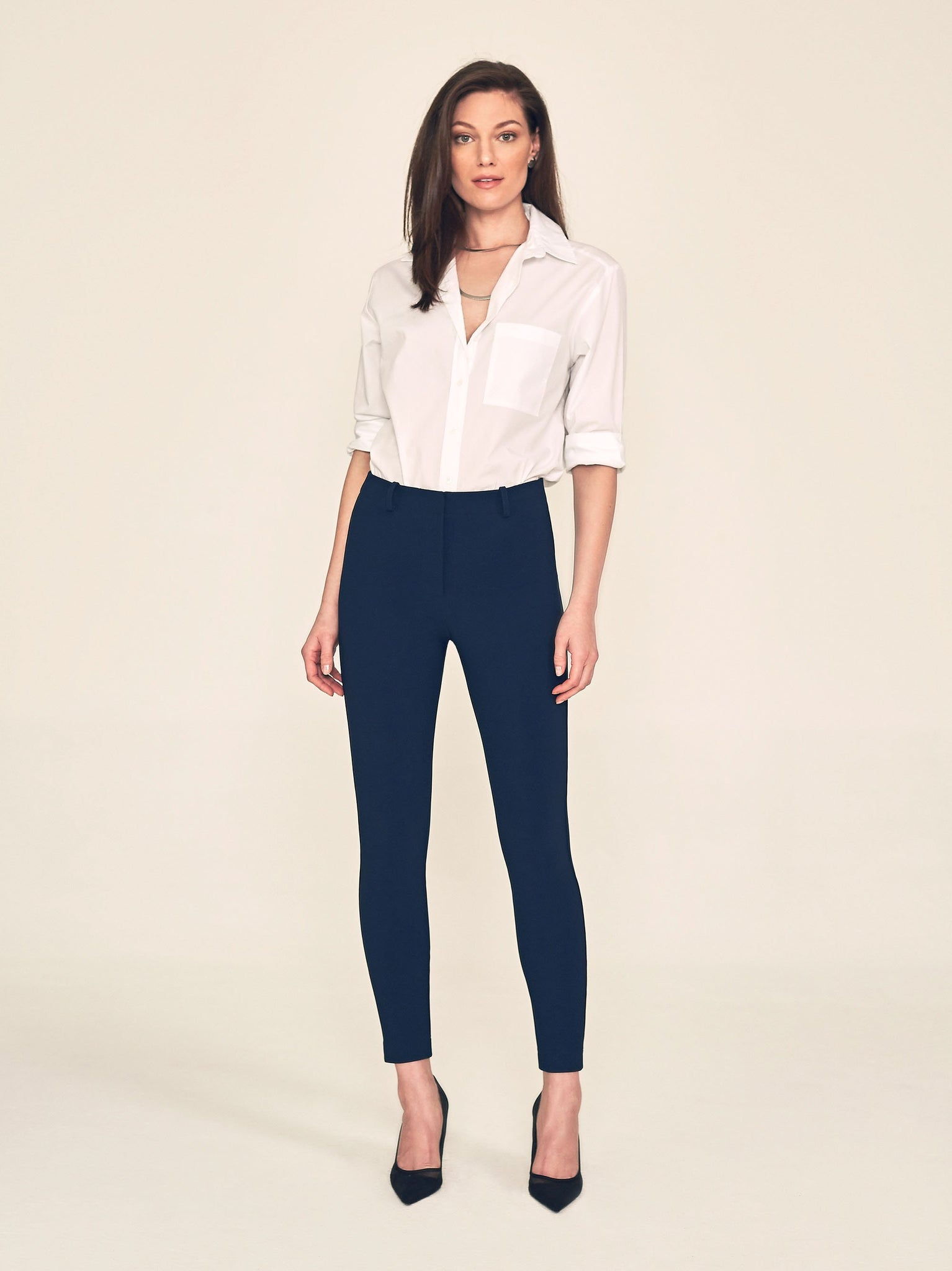 "BIANCA Skinny / 29"" Inseam / Navy / Primary"