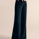 "DIANA Wide Leg / 32"" Inseam / Navy / Secondary"