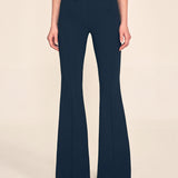 "FARRAH Flare / 34"" Inseam / Navy / Secondary"