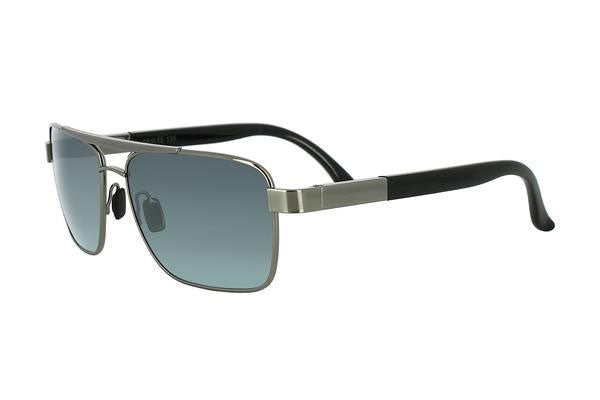 Envy polarized fashion trendy sunglasses gunmetal ash gunmetal/ash