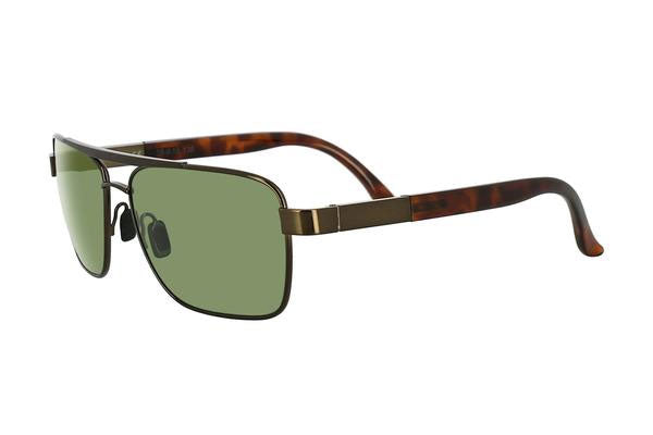 Envy polarized fashion trendy sunglasses bronze willow bronze/willow