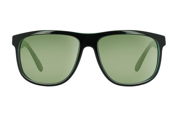 Ambition fashion trendy polarized sunglasses Snuff Jade green Snuff-Jade
