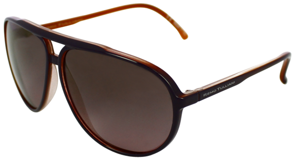 dark red aviator frames with dark red lenses
