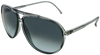 clear grey aviator frames with grey ash lenses