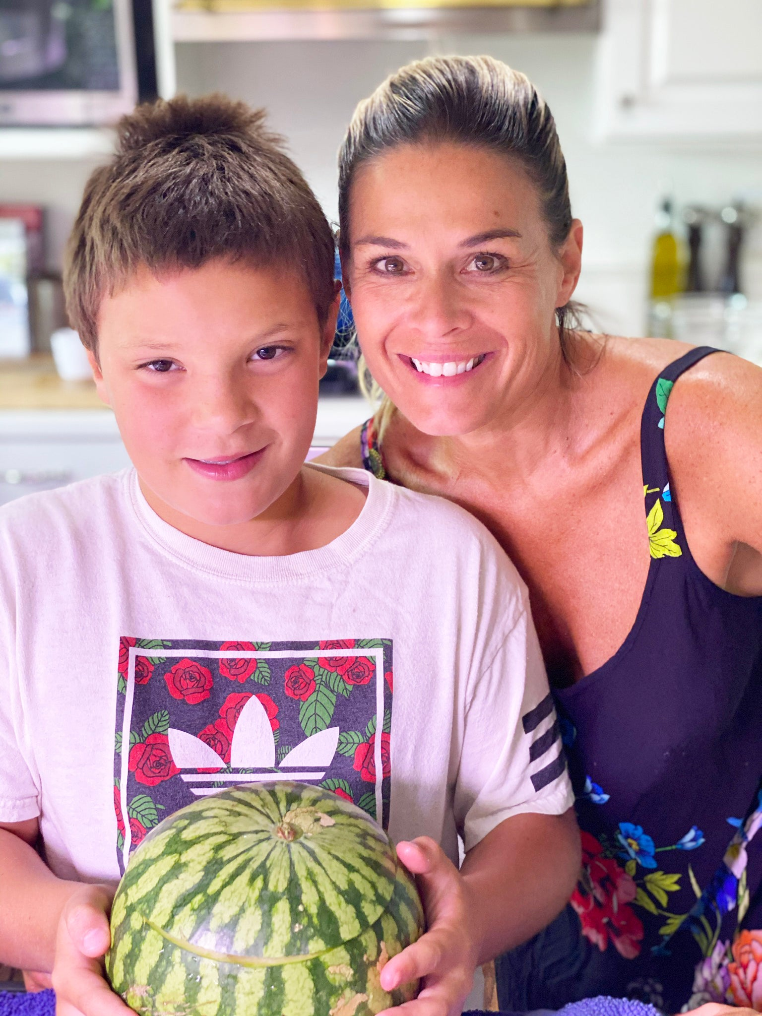 Cat Cora's Watermelon Jello