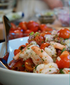 Shrimp and Caper Salad