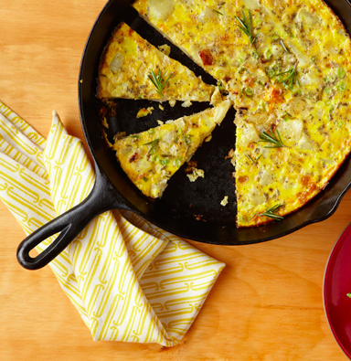 Savory Potato Frittata