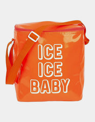 Ice Ice Baby Beach Cooler Bag