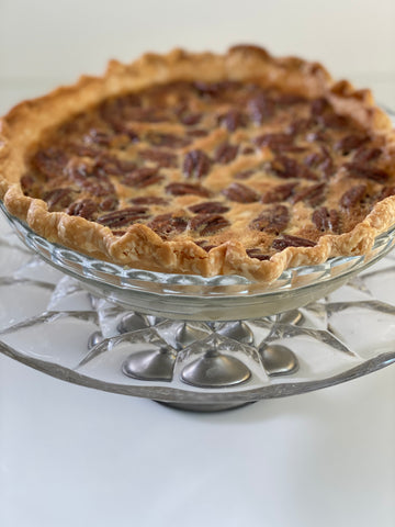 Cat Cora's White Chocolate Pecan Pie
