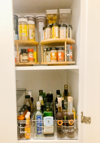 Pantry Close Up