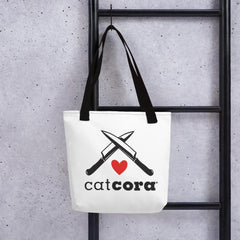 Cat Cora Tote Bag
