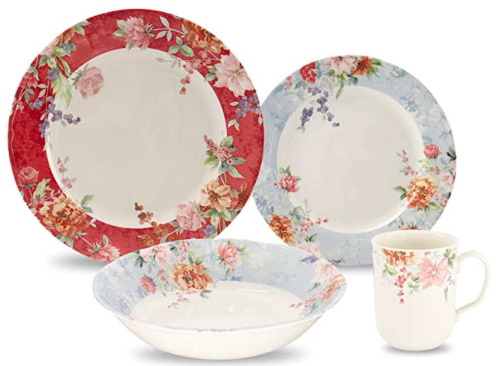 Porcelain Dinnerware Set,