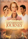 The Hundred Foot Journey DVD