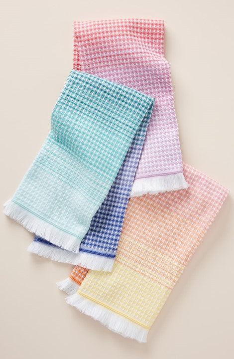 ANTHROPOLOGIE Lilliana 3-Pack Dishtowel Set