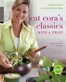 Cat Cora's Classics with a Twist - Signed Copy