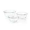 OXO 3-Pc. Glass Bowl Set