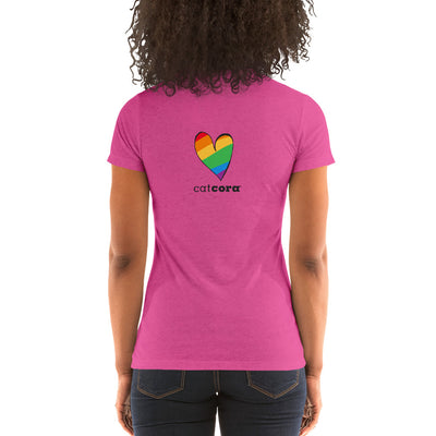 Pride Ladies' short sleeve t-shirt