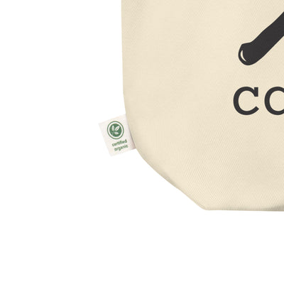 Eco Tote Bag with Cat's logo