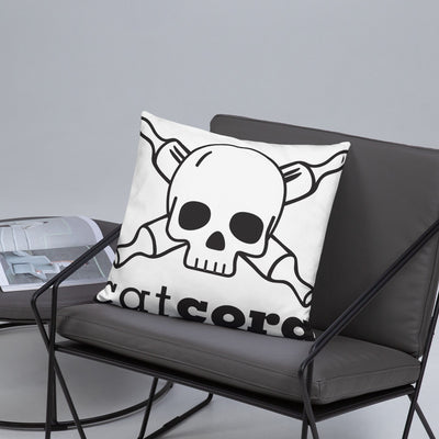 Throw pillow - what's your mood?