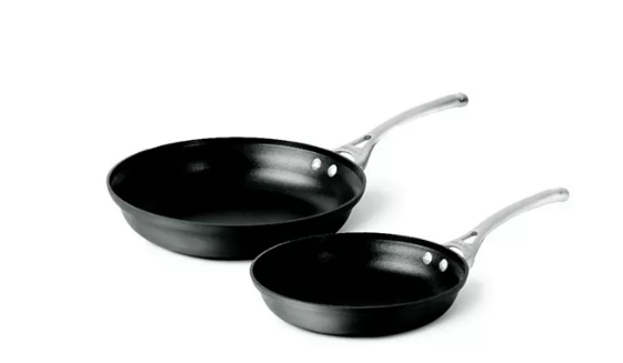 "Calphalon 10"" & 12"" Omelette Pan Set"