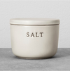 Stoneware Salt Cellar Cream - Hearth & Hand™ with Magnolia