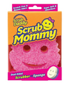 Scrub Mommy Dual-Sided Scrubber + Sponge - 1ct