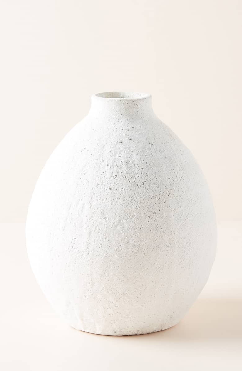 ANTHROPOLOGIE Large Lark Vase, Main, color