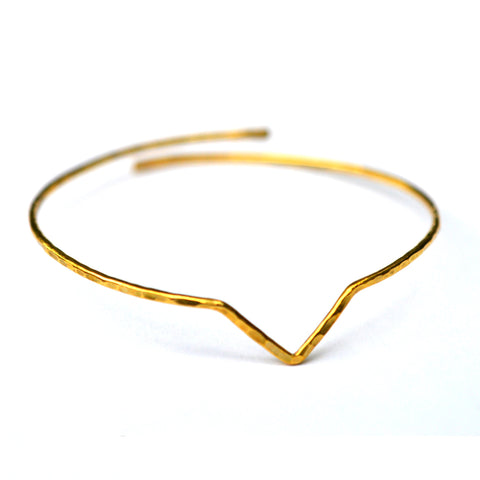 Triangle Arm Bracelet