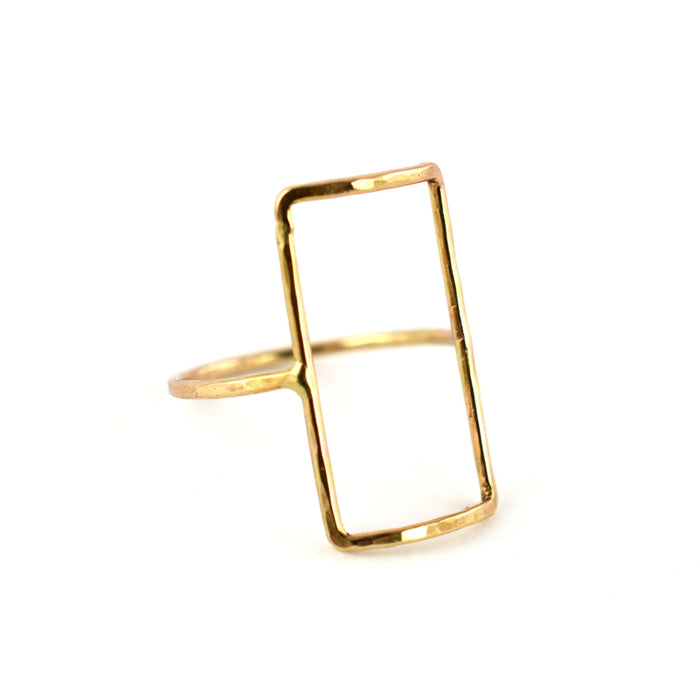 Large Rectangle Ring
