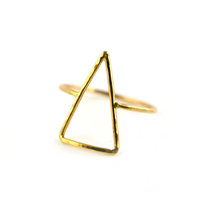 Large Triangle Ring