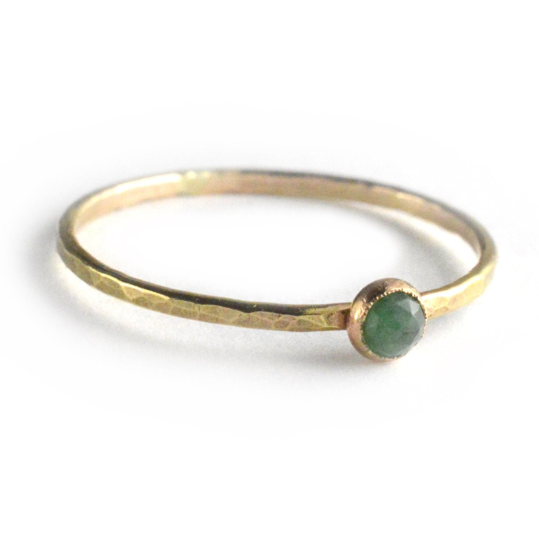 ryan yellow oval ring and thomas diamond cut emerald jewellers gold