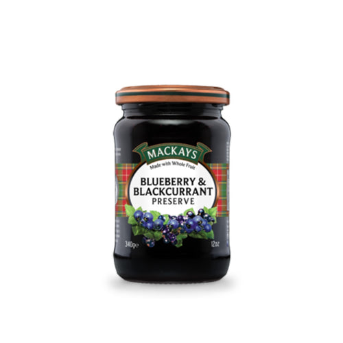 Blueberry and Blackcurrant Preserve